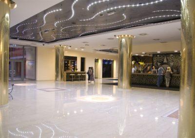 Hotel Maestral, dogradnja i nadogradnja i enterijer objekta