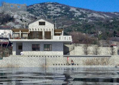 Turističko ugostiteljski objekat – rekonstrukcija