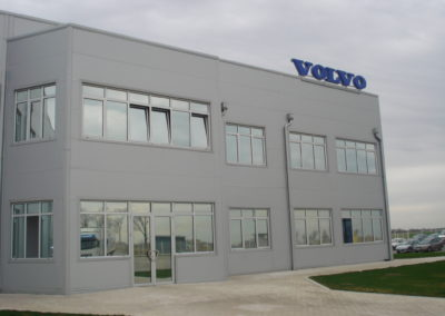 Auto servis i administracija Volvo