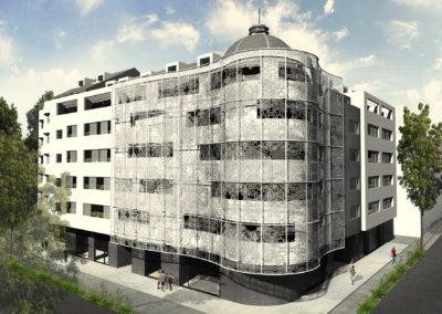 Predlog rješenja za stambeno poslovni objekat